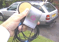 typical professional GPS tracker, used for years